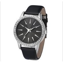 Mode Japan Bewegung Lady Diamond Armbanduhr