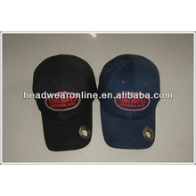 custom high qality cheap baseball cap with bottle opener