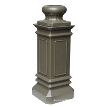 Professional foundry supply OEM  cast aluminum mailbox