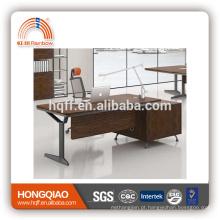 (MFC) DT-25-18-1 mesa de escritório em madeira mesa em aço inoxidável
