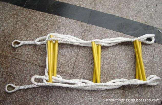 fire climbing rope ladder