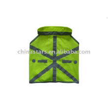 Pet warning reflective safety vest for dogs