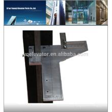 Herramienta del elevador usada para el zapato de guía de la elevación, guía de la regla del elevador