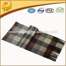 Les dernières écharpes en écharpe Fahion Shawl de laine en plaid
