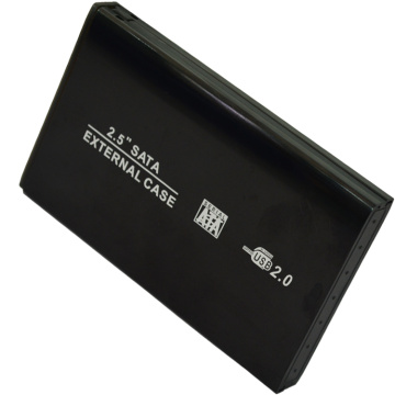Aluminum External Hard Drive Carrying Case