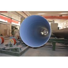 API 3lpe tubería de acero en el mercado de África