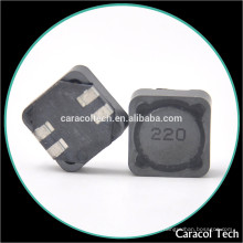 Inductor de alta frecuencia del poder de 12uH 1A Smd para el convertidor de DC-DC