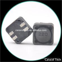 Inductance à haute fréquence de la puissance smd 12uH 1A pour le convertisseur de CC-CC