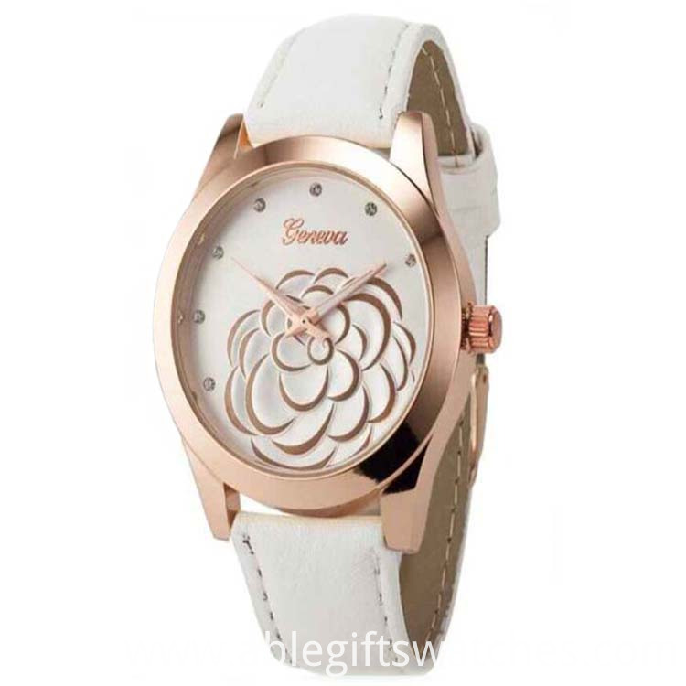 Silicone Lady Watch