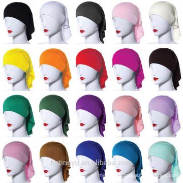 Fashion clothes women modal muslim women prayer cap muslim inner cap