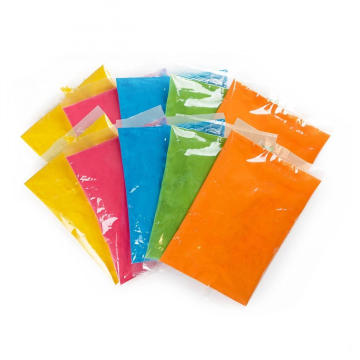 Selamat Cornstarch Holi Color Powder For Party Festival
