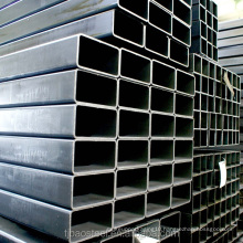 Square steel pipe used in machinery and equipment solar energy equipment steel structure auto parts
