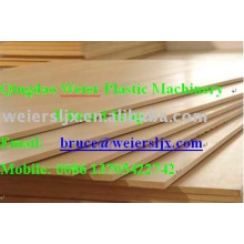 WPC foam board line-wood plastic board machine