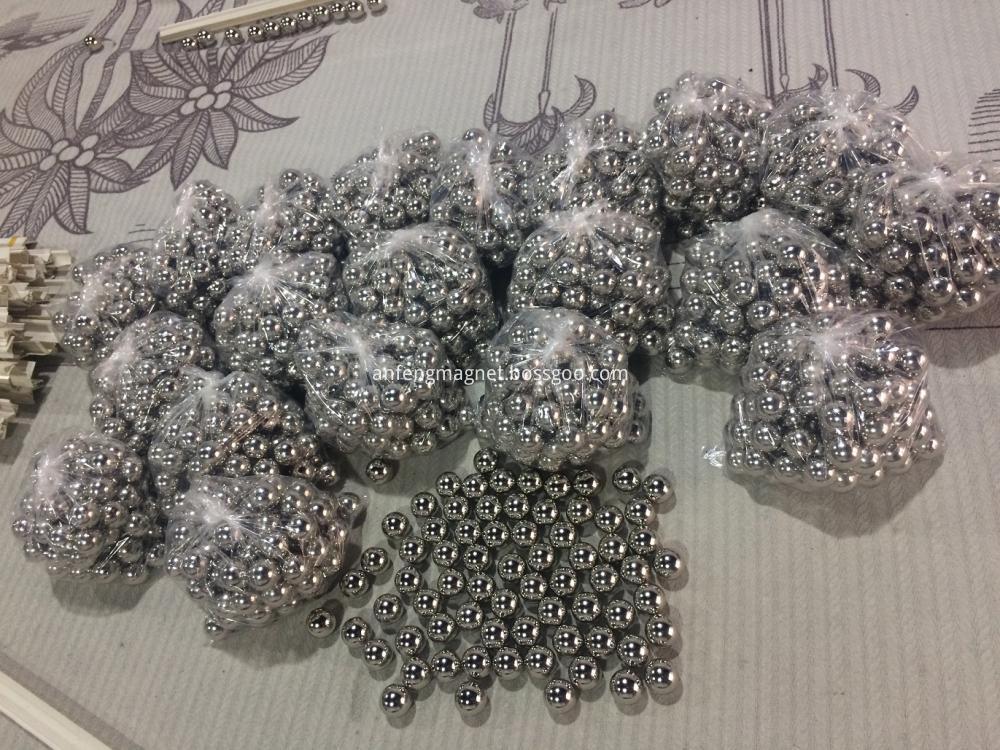 Sphere Neodymium Magnets Dia 0 75 Inch Big Ball Magnets