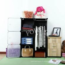 Étagère à chaussures, meuble de cuisine, meuble de salle de bain (FH-AL0021-3)