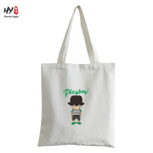 Professional custom logo cotton bag