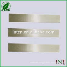 electric appliances contact materials AgCuNi trimetal strips