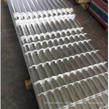 Placa de aluminio corrugado 3003