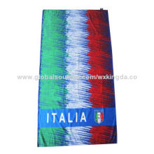 Bath Towel, Weighs 200g, Customized Designs are Accepted