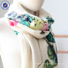 2015 Featured Chinese Ink Painting scarf Small Order Try Order Jacquard Wool Silk Shawl wholesale SWW794