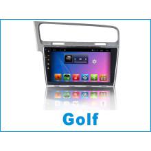 Автомобильный DVD-плеер с системой Android для гольфа с автомобильной GPS-навигацией