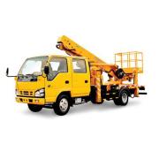 Aerial Work Lifting Platform Truck