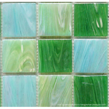 Glass Mosaic 48mm for Swimming Pool