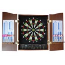 Cabinet with Electronic Dartboard (ED-008)
