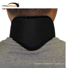 Pescoço levantamento de peso musculação neoprene pescoço apoio