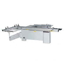 Sierra de mesa de PVC / MDF / Acrílico inclinable de precisión