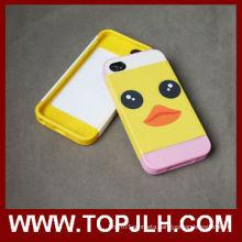 3D Sublimation Plastic Phone Case for iPhone 4/4s
