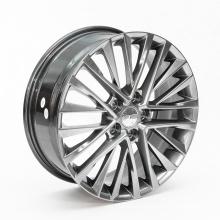 Alloy 15 inch 4 hole alloy wheel rim wheel rim display stand