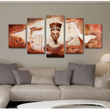 Modern Canvas Wall Art People Oil Painting
