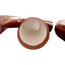 Good temperature Resistance Ceramic Lining Pipe