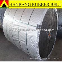 Banda transportadora reversible resistente al frío