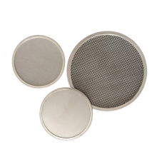 304Stainless steel wire mesh filter mesh disc sheet