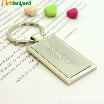Mode anpassad Promotion Metal Keychain