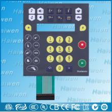 Autotype PET PC membrane switch