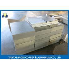 Metal de alumínio cortado para tamanho Não pedidos mínimos, qualquer quantidade de Yantai Baodi 5083, 5052, 6061, 6082, 5754