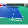 Enlio Tennis Court Tiles Sports Flooring