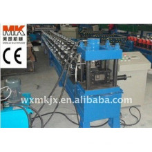 Metal structure U purlin Channel roll forming machinery to make U shape