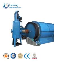 Máquina de reciclaje de residuos de plástico altamente rentable para aceite.