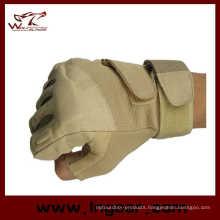 Special Operation Tactical Half Finger Assault Gloves Blackhawk Gloves