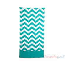 Chevron Beach Towels