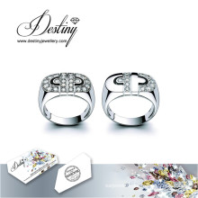 Destiny Jewellery Crystal From Swarovski Ring Cc Ring