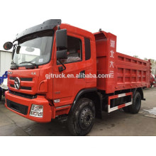 4X2 Dayun tipper truck for 5-15T loading capacity
