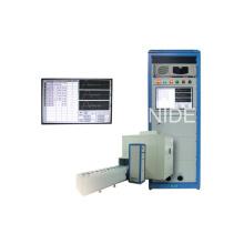 Оборудование для испытания производительности двигателя электродвигателя компрессора