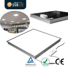 Luz del panel de TUV / Ce / RoHS 600 * 600 LED, lámpara de techo del LED