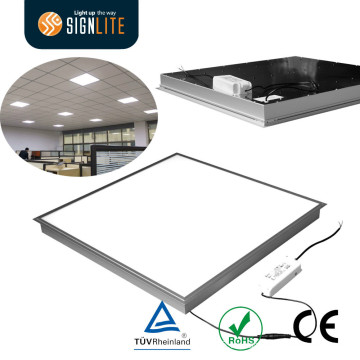 TUV / Ce / RoHS 600 * 600 LED-Instrumententafel-Leuchte, LED-Deckenleuchte