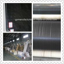 Tejido 100% de la cerca del silicio / geotextil de la tela